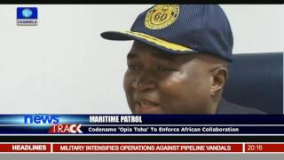 Maritime Patrol: Nigerian Navy Conducts Exercise