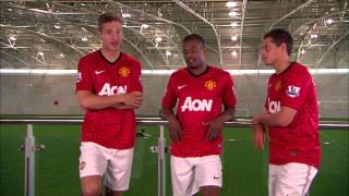 Perfecting Childhood Football Skills | Manchester United | Chevrolet FC | #AskManUtd