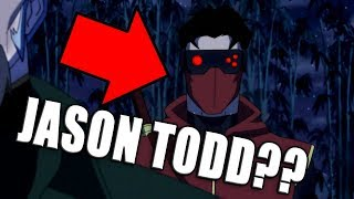 JASON TODD AND DAMIAN WAYNE APPEAR IN YOUNG JUSTICE OUTSIDERS!!!