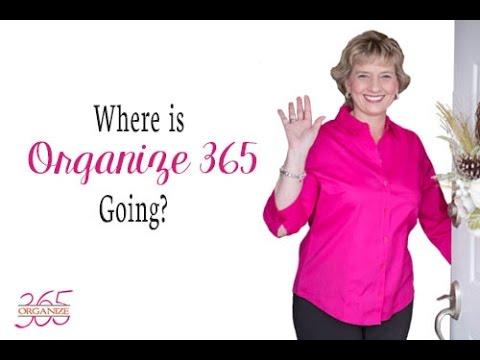 recipe: organize 365 podcast [4]