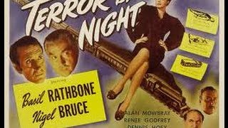 Sherlock Holmes Terror By Night 1946 In Colour Legendado Portugues Basil Rathbone N. Bruce Complete