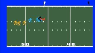 Super Pro Football f๐r the Mattel Intellivision