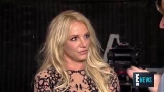 Интервью с Бритни Спирс во время съёмок клипа Make me (перевод ByBitchy)
