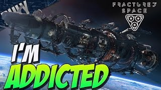 MY NEW ADDICTION -  Free To Play Space Shooter (Fractured Space Gameplay)