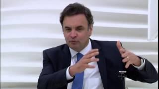 Roda Viva - Entrevista com o senador Aécio Neves - 02/06/2014