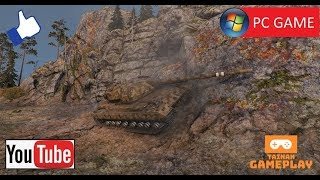 World of Tanks - Super Conqueror- ACE Tank (GAMEPLAY) (PC GAME)