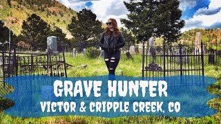 Grave Hunter Episode 1 - Soiled Doves and Gold Mines