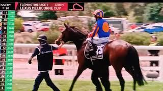 Melbourne Cup 2019 - full race