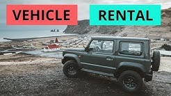Renting a vehicle in Iceland   Everything you need to know