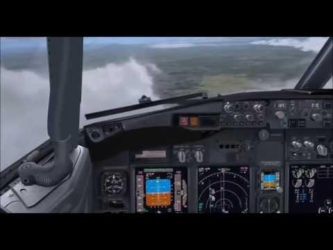 [FSX] CAW214 | FAPE (Port Elizabeth) - FACT (Cape Town) | PMDG 737 | Part 2