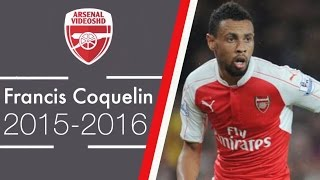 Francis Coquelin - Tank With Legs - 2015-16