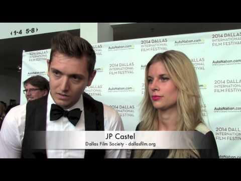 DIFF 2014 Red Carpet: JP Castel
