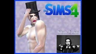 Download Video THE SIMS 4 - CREIAMO MARILYN MANSON :) MP3 3GP MP4