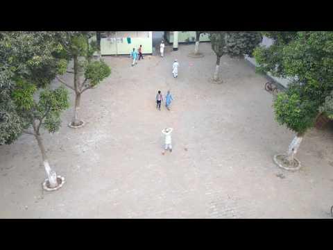 Jinnati Masjid Bansberia Students Playing Football