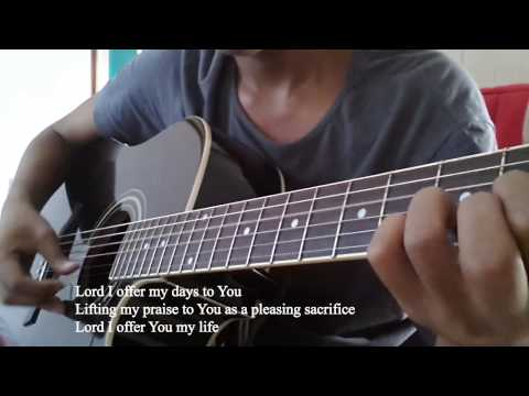 Lord I Offer My Life To You Chords By Hillsong United Worship Chords