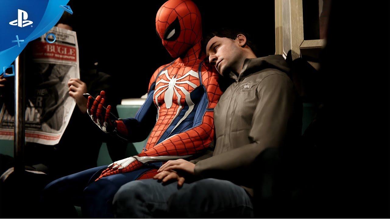 市民の敵スパイダーマン!?ヒーロー気取り篇を再生する