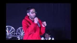 "Shaleen Bhartiya Performed ""Baawri Piya Ki"" - Grand Finale 2014 (2nd Runner"