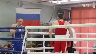 VL.RU - соревнование по боксу во Владивостоке