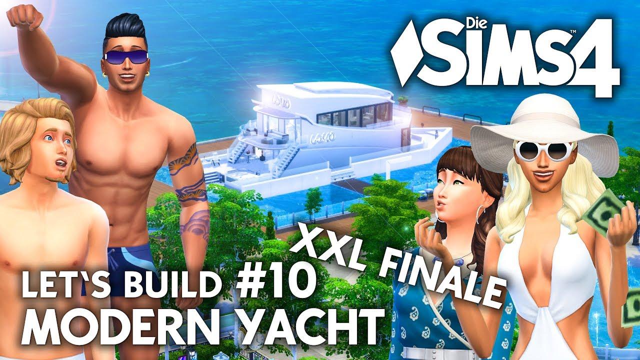 Die sims 4 gaumenfreuden release showcase restaurant gameplay pack - Yacht Bauen In Die Sims 4 Let S Build 10 Hafen Grundst Ck Mit Modernem Boot