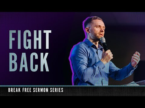 FIGHT BACK | Pastor Vlad