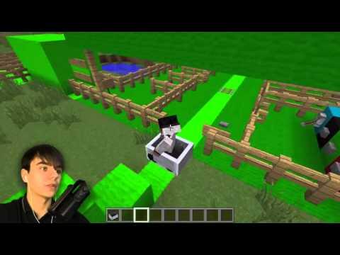 Minecraft Боевые приключения - Исследователи, (крафт