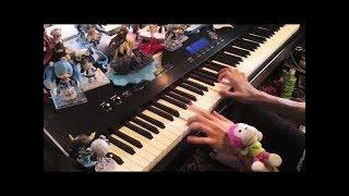 【ピアノ】 ボーカロイドの曲をメドレーにして弾いてみた2017(Vocaloid songs piano medley) 2018