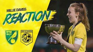 Norwich City Women 7 0 Mulbarton Belles Ladies Millie Daviss Reaction MP3