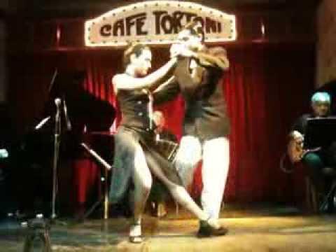 Caffè Tortoni - Tango