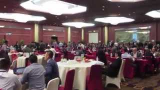 """""""Speed Dating"""" at World Freight Network Meetings"""