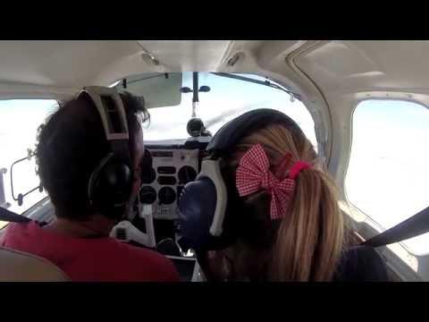 D-EZBK - IFR flight from Biarritz to Annemasse