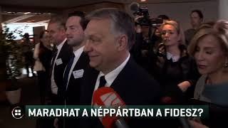 Maradhat a Néppártban a Fidesz? 20-01-25