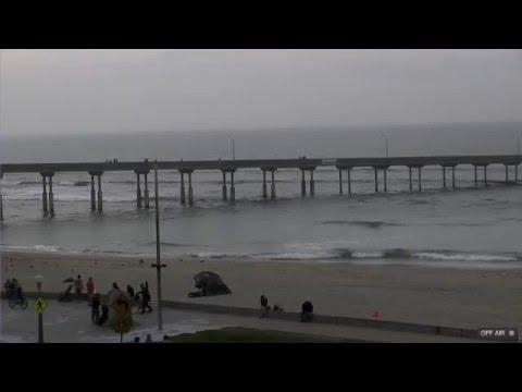 Ocean Beach San Diego Surf Cam