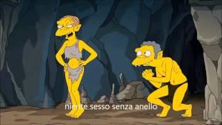 Simpson - Lo Hobbit - sub ITA