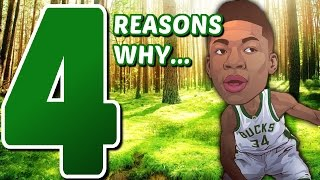 4 Reasons Why Giannis Antetokounmpo Will Be The BEST Player in the NBA