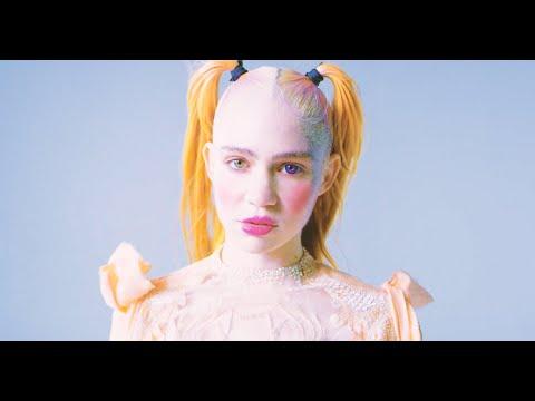 Смотреть клип Grimes - Idoru