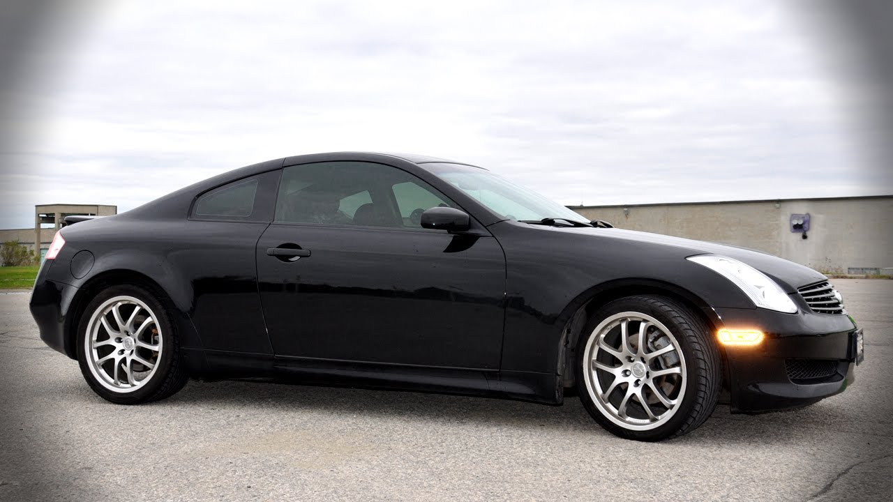 pre owned 2007 infiniti g35 coupe youtube. Black Bedroom Furniture Sets. Home Design Ideas