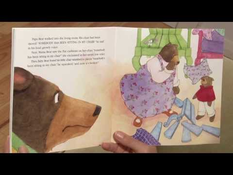 Goldilocks And The Three Bears - Retold By Candice Ransom (© Carson Dellosa Publishing)