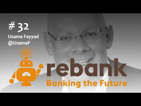 Episode 32: Why Data will Change the World with Usama Fayyad
