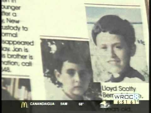 Parental Abduction Survivor Scott Berne Speaks with WROC-TV