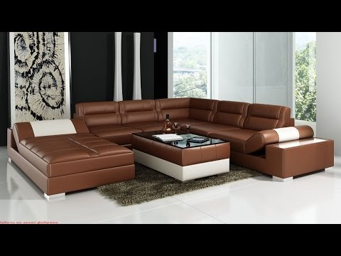Leather Corner Sofas | Corner Sofas Leather