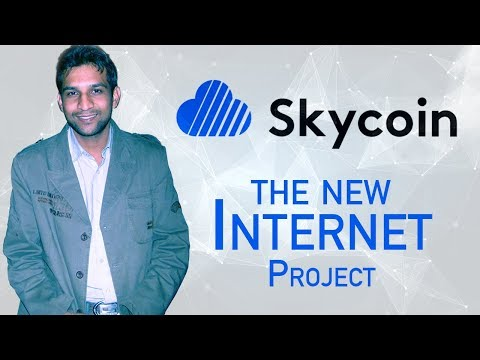 What is Skycoin? A currency for digital bandwidth