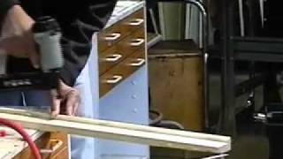 How To Build A Fine Art Canvas Stretcher For Gallery Painting Display Part 1 Of 8