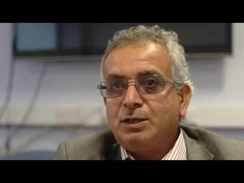 Interview with...Professor Al-Shamma'a (LJMU)