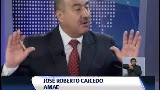 Entrevista: José Roberto Caicedo (AMAE)