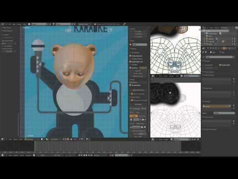 K is for Karaoke Album [Timelapse] 3D