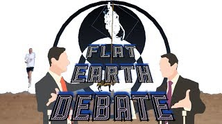 Flat Earth Debate 967 Uncut & After Show Zanick Exposed