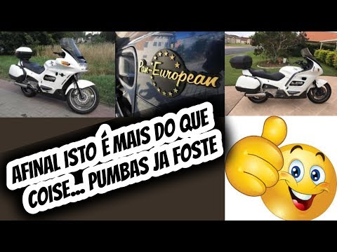 CENAS DO DIA A DIA | HONDA PAN EUROPEAN ST 1100