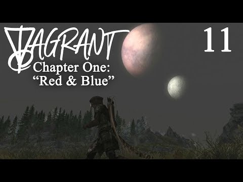 "Vagrant - Ch 01, Ep 11 - ""Punch Card"""
