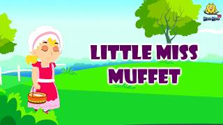 Little Miss Muffet   English Rhymes For Kids   Kids Songs   Nursery Rhymes Song   Koo Koo TV