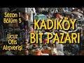Kadıköy Bit Pazarı'na Gittik / Çok Ucuza Ofis Alışverişi